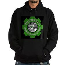 The Union Hall Cafe And Vapor Lounge Hoodie