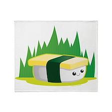 Tamago Throw Blanket