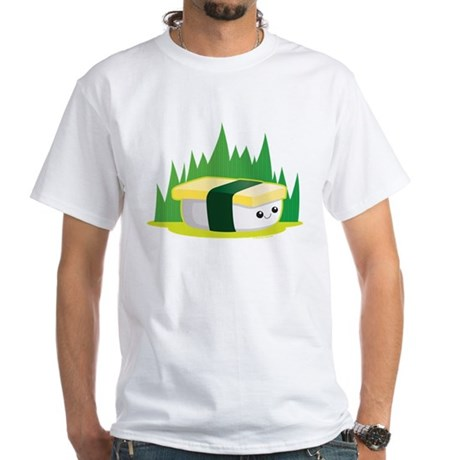Tamago White T-Shirt