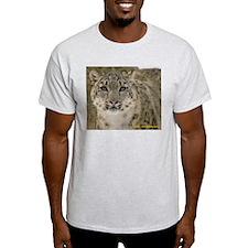 Snow Leopard T-Shirt T-Shirt