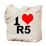 R5 Totes & Shopping Bags