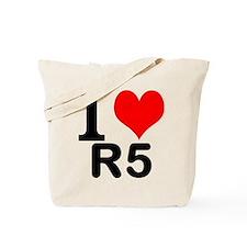 I ? R5 Tote Bag
