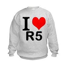 I ? R5 Sweatshirt