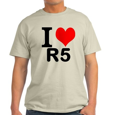 I ? R5 Light T-Shirt