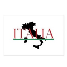 Italia Star 2 Postcards (Package of 8)