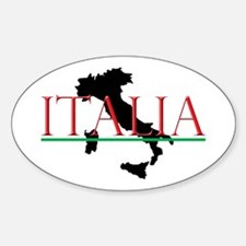 Italia: Italian Boot Decal