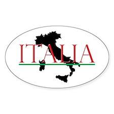 Italia Star 2 Decal