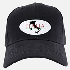 Italia: Italian Boot Baseball Hat