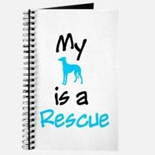 My Dog is a Rescue Journal