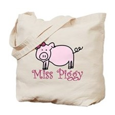 Miss Piggy Tote Bag