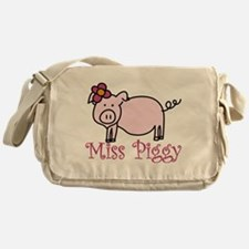 Miss Piggy Messenger Bag