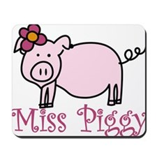 Miss Piggy Mousepad