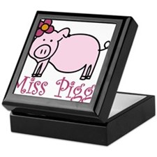 Miss Piggy Keepsake Box