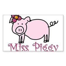 Miss Piggy Decal