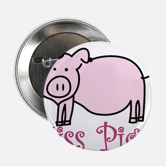 """Miss Piggy 2.25"""" Button"""