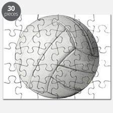 Simply Volleyball Puzzle