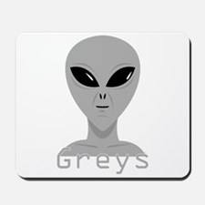 Greys Mousepad