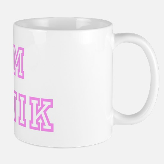 Pink team Dominik Mug