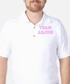 Pink team Arjun T-Shirt