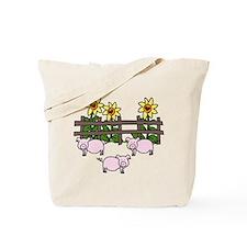 Oink Oink Tote Bag