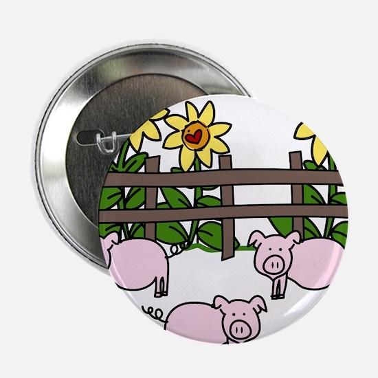 "Oink Oink 2.25"" Button"