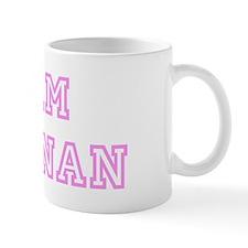 Pink team Brennan Mug