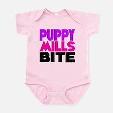 Puppy Mills Bite Infant Bodysuit