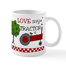 Love My Tractor Mug