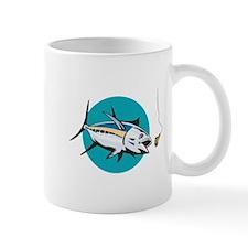 Albacore Tuna Fish Retro Mug