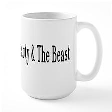 Beauty and The Beast Heart Mug
