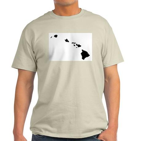 Hawaiian Islands Light T-Shirt