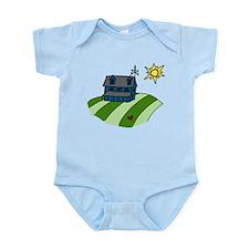 Country Livin' Infant Bodysuit