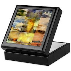 Turner Landscapes Keepsake Box