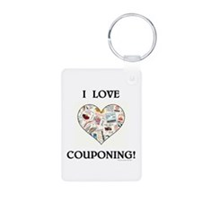 I LOVE COUPONING! Keychains