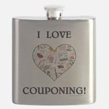I LOVE COUPONING! Flask