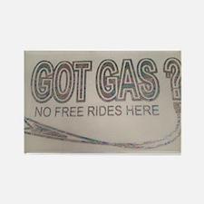 GOT GAS Rectangle Magnet