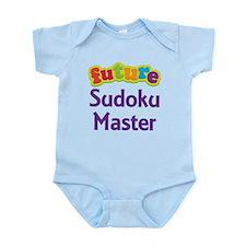 Future Sudoku Master Infant Bodysuit