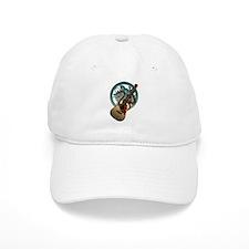 Snake aco 02 Baseball Cap