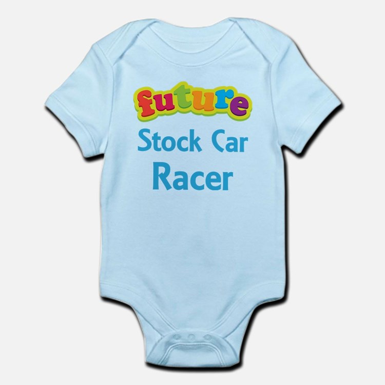 Future Stock Car Racer Infant Bodysuit