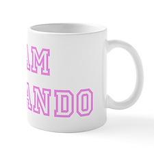 Pink team Fernando Mug