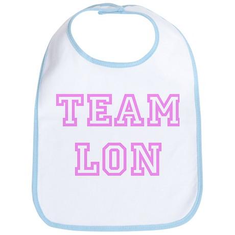 Pink team Lon Bib