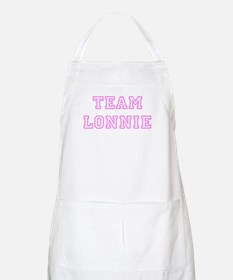 Pink team Lonnie BBQ Apron