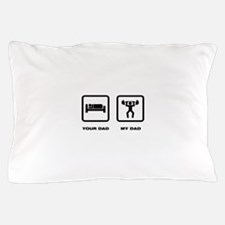 Weightlifting Pillow Case