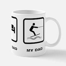 Wakeboarding Small Small Mug