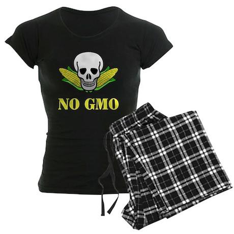 NO GMO Women's Dark Pajamas