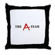 The A Team Pretty Little Liars Throw Pillow