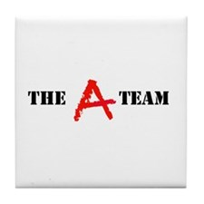 The A Team Pretty Little Liars Tile Coaster