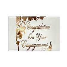 congratulations on your engagement art illustratio