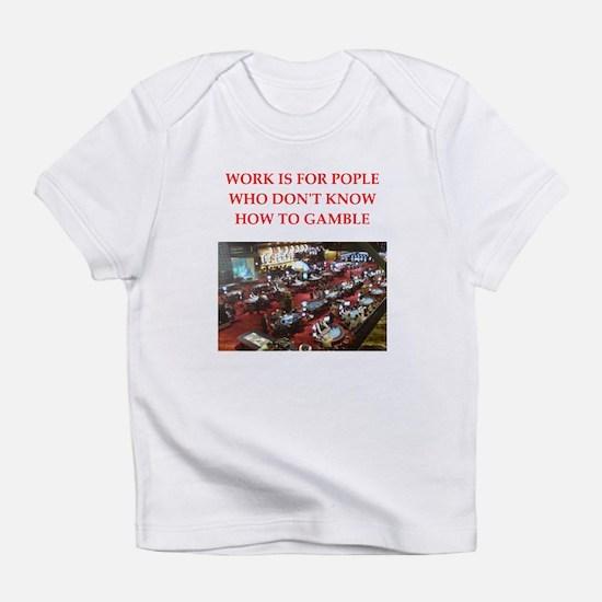 casino Infant T-Shirt