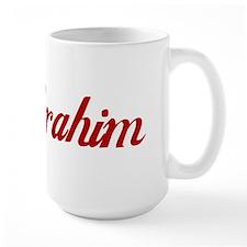 Ibrahim name Mug